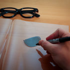 How to make your own 3D glasses  - photo 5