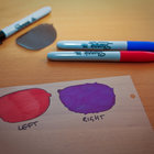 How to make your own 3D glasses  - photo 7