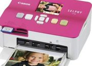 Canon launches Selphy CP780 printer - photo 1