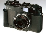 Epson announces R-D1x rangefinder camera - photo 1