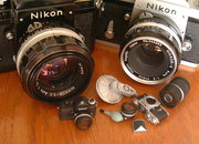 Nikon F miniature collectibles from Japan - photo 2