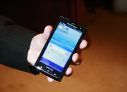 Sony Ericsson Xperia X10 hands-on - photo 2