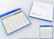 Clever concept sees OS calculators created in real life - photo 5
