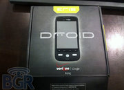 HTC Droid Eris revealed in unboxing pics - photo 2