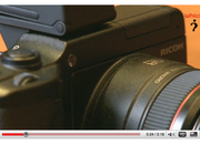 Ricoh GXR digital camera breaks cover early - photo 2