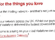 Vodafone boasts fastest iPhone downloads on Orange's launch day - photo 2