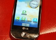 LG GW620 Android phone - photo 5