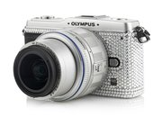 Olympus Pen E-P1 gets Swarovski treatment  - photo 4