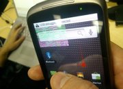 Nexus One, aka Google phone snapped - photo 2