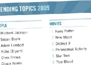 Twitter reveals top trends for 2009 - photo 2