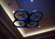 Parrot AR Drone turns iPhone into remote control Augmented Reality quadricopter remote - photo 4