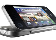 Motorola backflip: Moto's second Motoblur Android phone   - photo 3