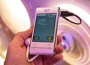 LG's new GT540 Android phone hands-on - photo 5
