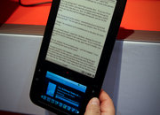 Spring Design's Alex ebook reader hands-on - photo 2