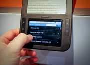 Spring Design's Alex ebook reader hands-on - photo 5