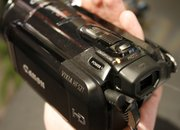 Canon's LEGRIA HF S21 camcorder hands-on - photo 2