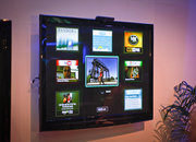 LG and Panasonic Skype TVs hands-on - photo 2