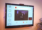 LG and Panasonic Skype TVs hands-on - photo 3