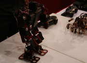 The five best robots of CES 2010 - photo 4
