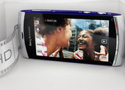 Sony Ericsson Vivaz breaks early, ditches Kurara name - photo 2