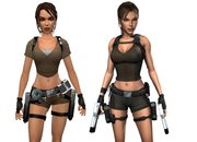 10 things you never knew about Lara Croft - photo 2