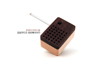 Motz introduces tiny wooden FM radio - photo 2