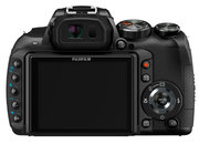 Big zoom Fujifilm FinePix HS10 bridge camera announced - photo 2