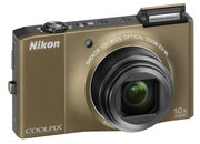 Slimline Nikon Coolpix S8000 launches with 10x zoom - photo 1