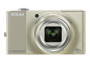 Slimline Nikon Coolpix S8000 launches with 10x zoom - photo 2