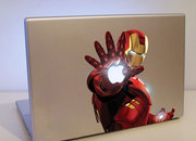 Iron Man MacBook sticker available  - photo 1