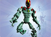 Ben 10 Lego aliens burst into a toy shop near you - photo 3