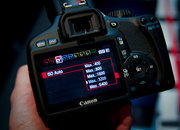 Canon EOS 550D hands-on - photo 5