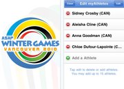 5 free iPhone apps for the Winter Olympics 2010 - photo 3