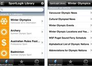 5 free iPhone apps for the Winter Olympics 2010 - photo 5