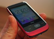 HTC Smart in pink hands-on - photo 2