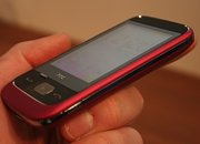 HTC Smart in pink hands-on - photo 4