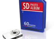 Giant SD card holds just 60 photos - photo 1