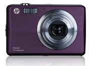 HP launches five point-and-shoot cameras, three camcorders - photo 1