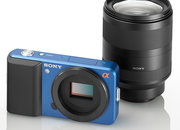 Sony shows off hybrid Alpha DSLR compact camera   - photo 3