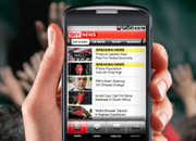 Sky News app hits Android - photo 1