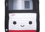 Floppy disk pillow smiles happily at you - photo 2