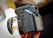 Sony Alpha 450 hands-on - photo 3