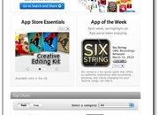 Apple's app store comes to Facebook - photo 2