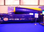 Bloodhound SSC 1000mph car - photo 4