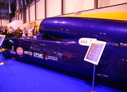 Bloodhound SSC 1000mph car - photo 5