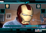 Augmented reality visor revealed by Tony Stark - photo 2