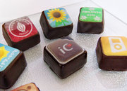 """Apple""-flavoured chocolates go down a treat - photo 3"