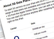 O2 and Vodafone's iPad data plans leaked - photo 1
