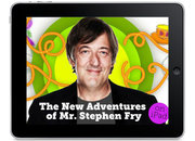 Stephen Fry lands on your iPad - photo 2