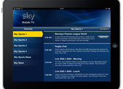 Sky brings Mobile TV to the iPad - photo 2